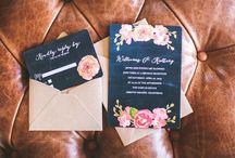 Wedding invites inspo