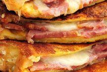 Sandwichrecepten
