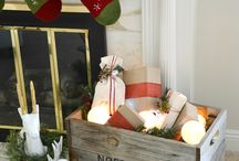 It's beginning to look a lot like Christmas / Christmas decorations & other pretties