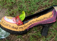 Art Shoe / by Tejae Floyde