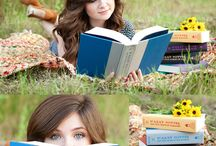 Picnic photo-ideas with books