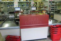 """Cerf Dellier Lens / Voici un aperçu de notre magasin de Lens surnommé par nos clients """"la caverne d'Ali Baba""""."""