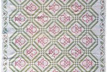 Antique Quilts / Inspiration From Antique Quilts