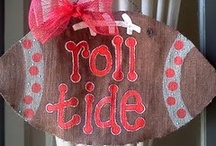 Roll Tide! / by Lanna Johnson