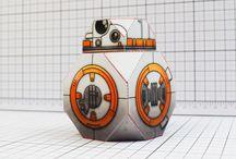 Paper Craft Toys & DIY Models