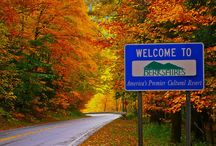The Berkshires / Discover the scenic and cultural Berkshires in the western region of Massachusetts / by Travel Media