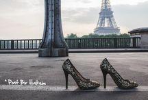 Shoebook FW2013/14 / Vanessa Wu in Paris