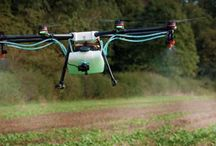 Nanotech To Boost Capabilities of Agriculture Drones