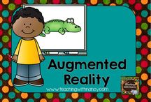 Augmented Reality / by Katherine H.