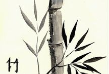 bamboo / -imagine that it is easier to find it if you gather it up in one place