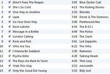 WO Playlists