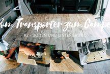 DIY Camper-Ausbau