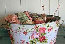 Knitting / by Kelly Carney