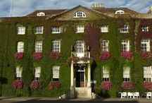 Georgian Ivy-Clad Hotel / This 4 star boutique hotel and restaurant in Suffolk surprises with a twist of urban chic...