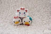 tsum tsum crochet