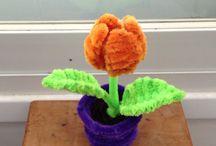 handmad flower