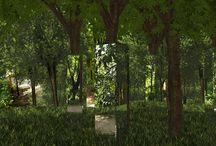 Pablic_art_installation / Инсталляция в парке сокольники Пока что есть