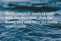 Media strategy / Ideas, thoughts, and directions for media strategy