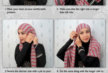 Hijab / by Pink Green