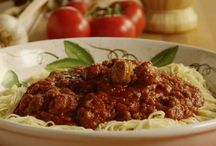 Recipes- Italian & Pasta / by Tara Green