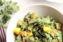 Vegan - Salads & Bowls