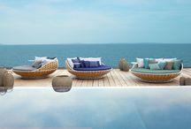 Zahradní nábytek Dedon / Exkluzivní designový nábytek na zahradu či terasu