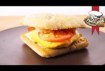 Les recettes de burger / Envie de découvrir mes fameuses recettes de Burger ? C'est Ici ! :)