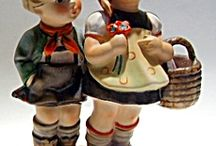Hummel Figurines / by margaret roth