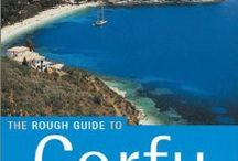 Corfu Books / My favourite books about Corfu - most of them available to read whilst staying at Villa Mimosa Guest House