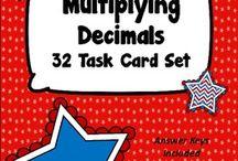 5th Grade Math Decimals