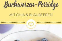 Porridge-Rezepte