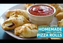 Italian- Pizza/garlic breads