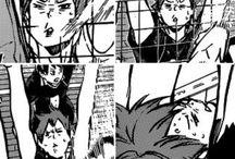 ~ Volleyball Dorks ~ / Haikyuu!! and ships (❁´▽`❁)*✲゚*