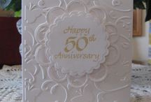 Cards - Anniversary / by Marilyn Compton