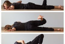 Exercise / stretches