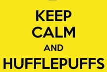 Hufflepuff and proud of it!