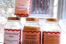 Homemade cicken and soup mixes