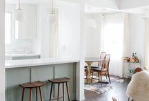 Home inspiration / Interior design, cool ideas
