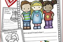 Kindness/ friendship unit