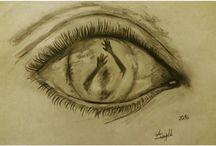 My drawings.✏
