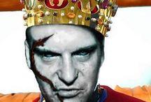 Popuś król Albanii