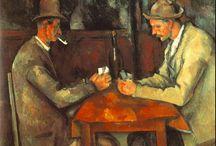Postimpresionismo ( Cézanne )