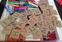 Hikaye Zamanı(Story Time) / Haydi Harflerle hikayemizi anlatalım! Let's tell a story with our letters!