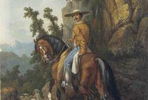 Pinturas caballos