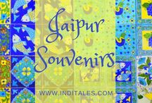 Top 15 Jaipur Souvenirs to pick - Shopping in Jaipur / Visiting Jaipur Rajasthan tourist destination. Know what to Shop in Jaipur. Here are the Top 15 Jaipur Souvenirs you can pick. Read blog post to learn about them