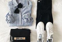 Chemises à rayures