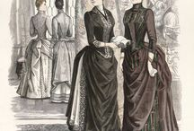 Dress 1870-1889