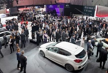 Internationaler Autosalon Genf 2013