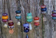 Perler i glas