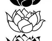 Tatuagens de lótus